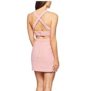 A STEAL! Pink Bodycon mini dress